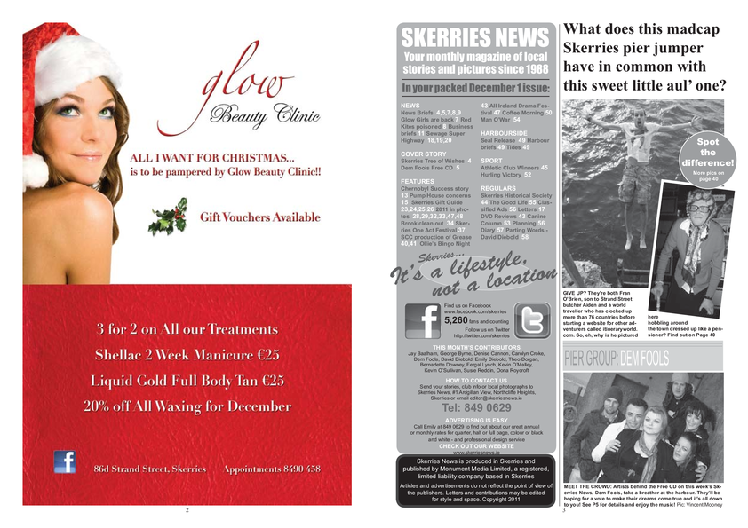 Skerries News December 2011