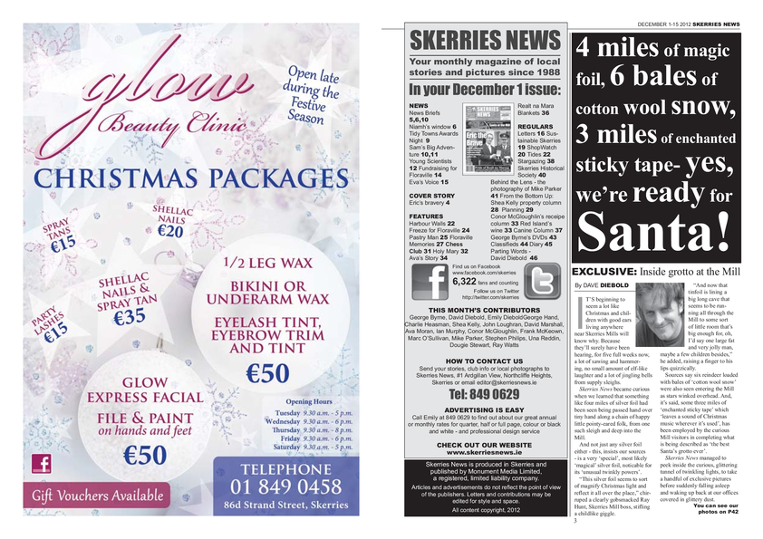 Skerries News December 2012