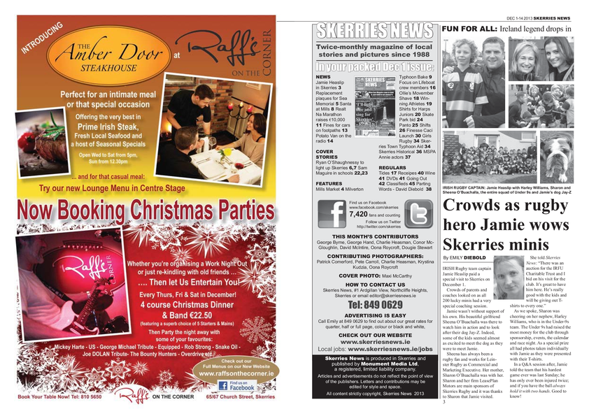 Skerries News December 2013