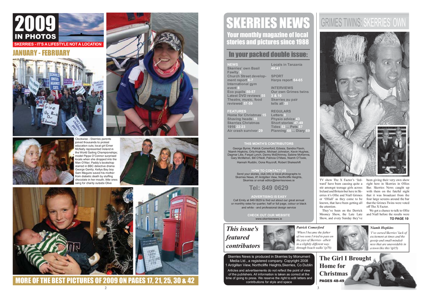 Skerries News December Jan 2009
