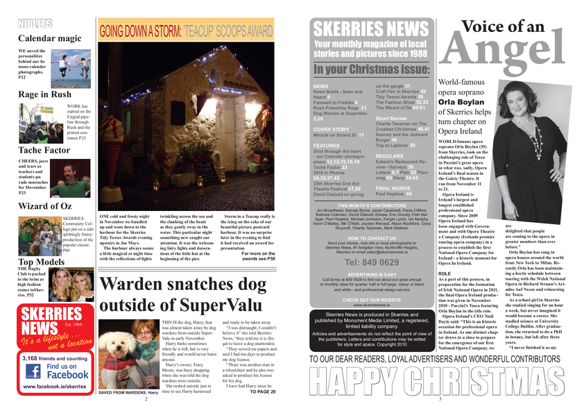 Skerries News December Jan 2010