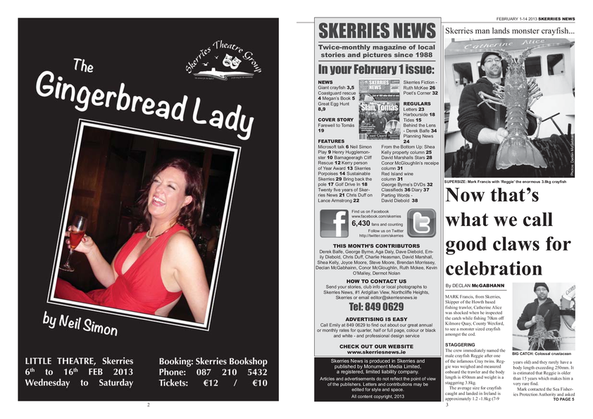 Skerries News February 2013