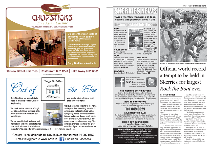 Skerries News July 2013