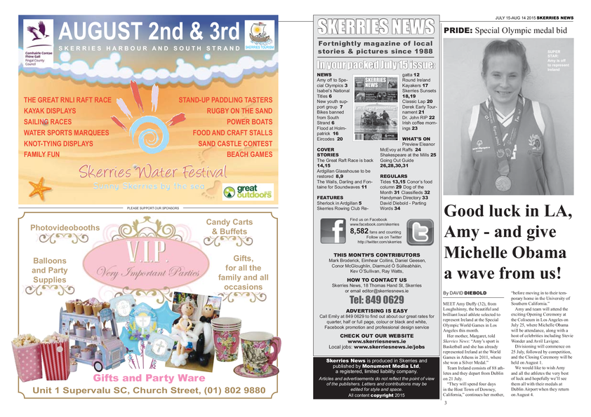 Skerries News July Mid 2015