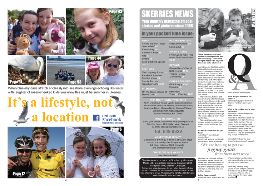 Skerries News June 2009