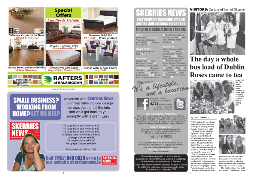 Skerries News June 2012