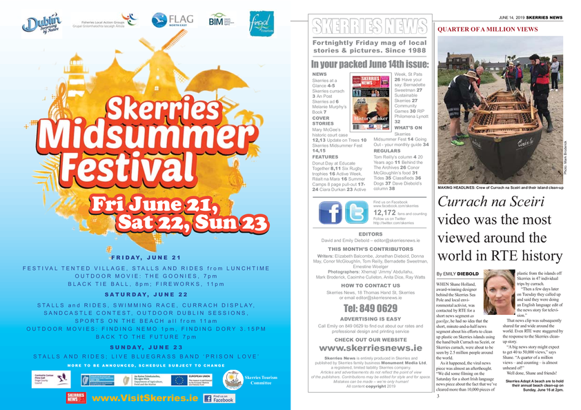 Skerries News June 14th 2019