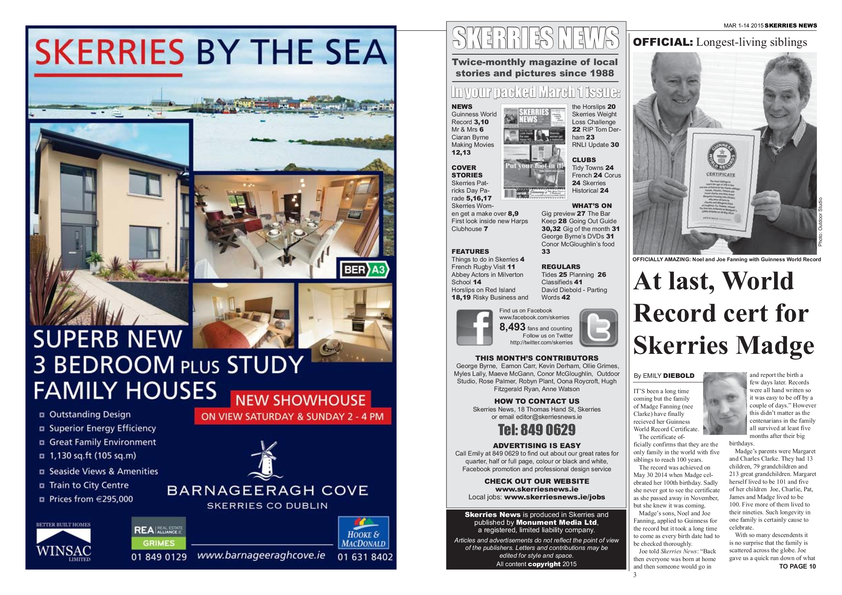 Skerries News March 2015