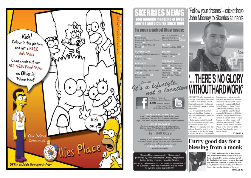 Skerries News May 2011