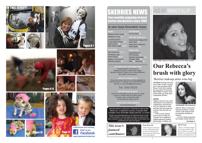 Skerries News November 2009
