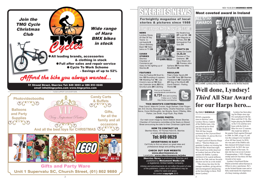 Skerries News November Mid 2015
