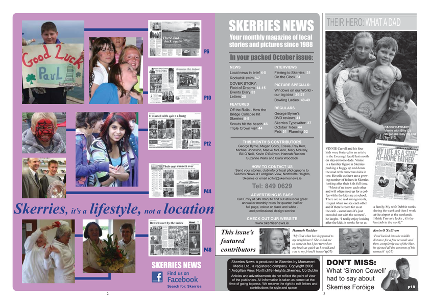 Skerries News October 2009