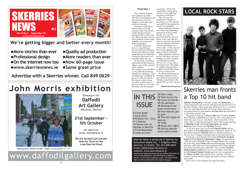 Skerries News September 2007