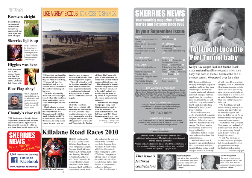 Skerries News September 2010