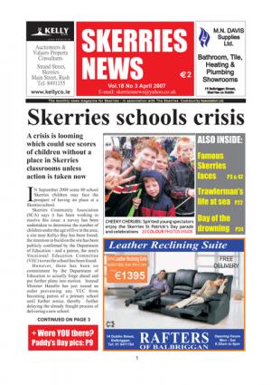 Skerries News April 2007