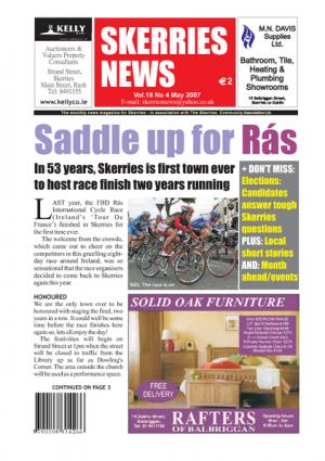 Skerries News May 2007