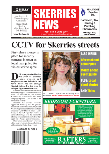 Skerries News June 2007