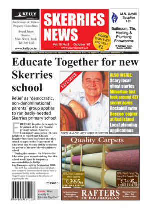 Skerries News October 2007