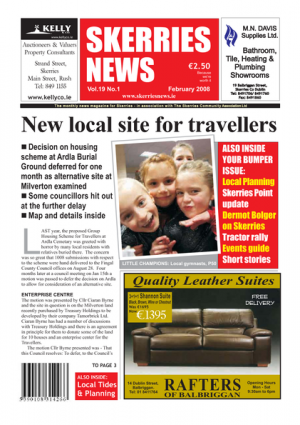 Skerries News February 2008