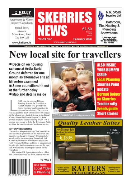 Skerries News February 2008