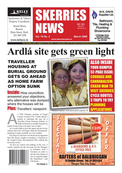 Skerries News March 2008