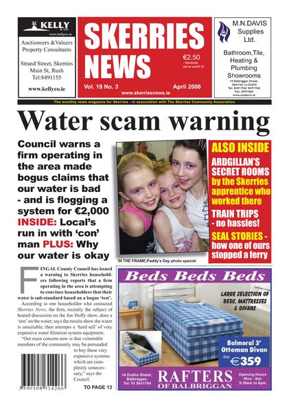 Skerries News April 2008