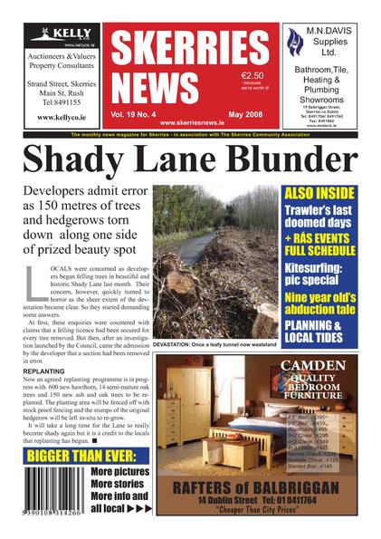 Skerries News May 2008