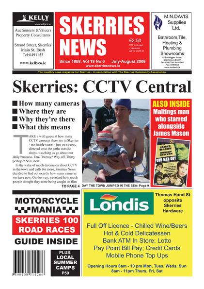 Skerries News July Aug 2008
