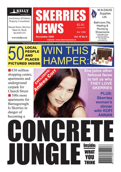 Skerries News November 2008