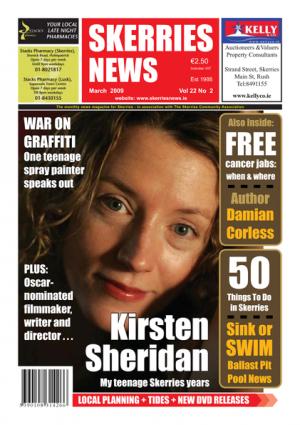 Skerries News March 2009
