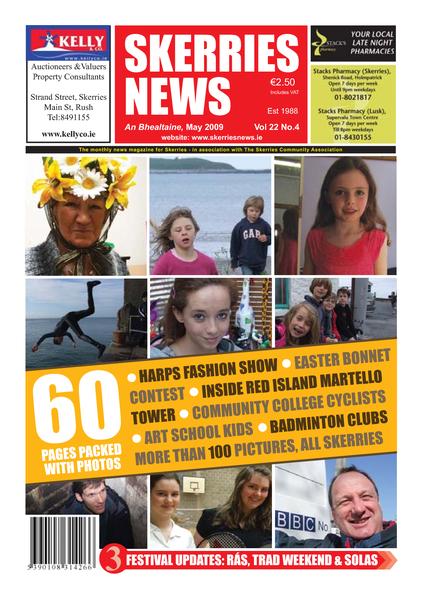 Skerries News May 2009