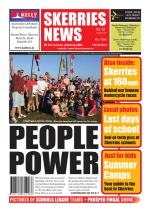 Skerries News July Aug 2009