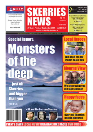Skerries News September 2009