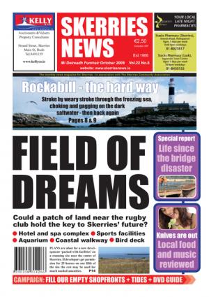 Skerries News October 2009