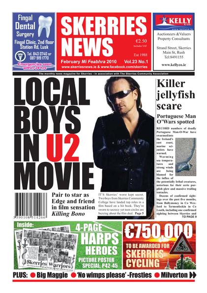 Skerries News February 2010