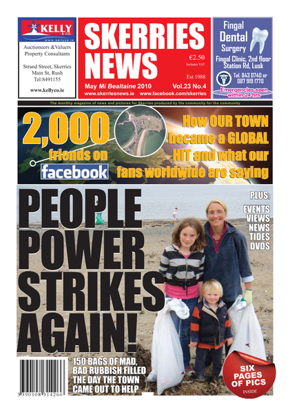 Skerries News May 2010