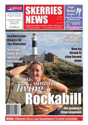 Skerries News September 2010