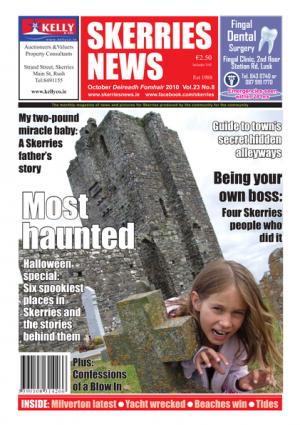 Skerries News October 2010