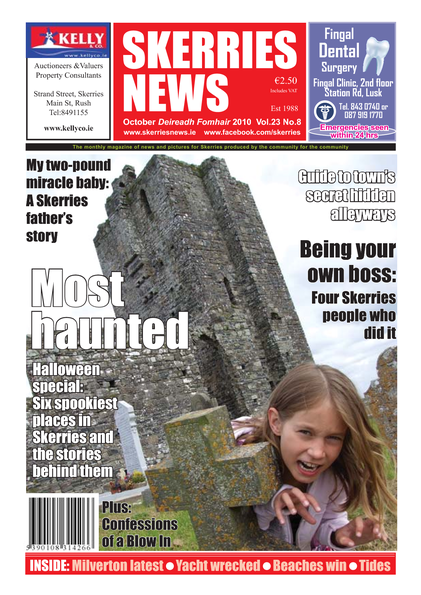Skerries News October 2010