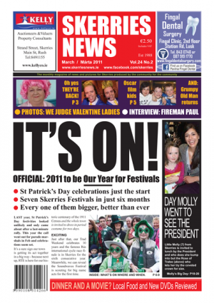 Skerries News March 2011