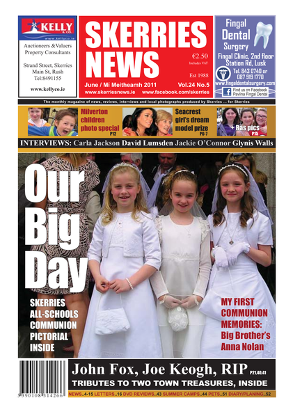 Skerries News June 2011