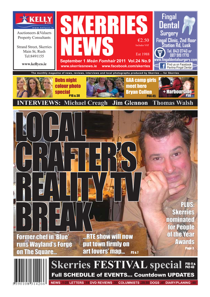 Skerries News September 2011