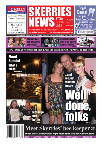Skerries News November 2011