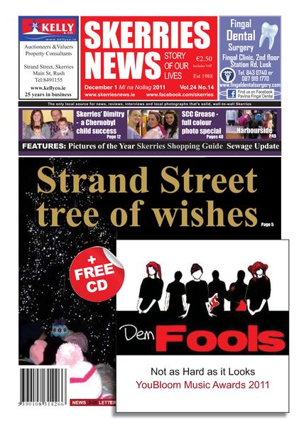 Skerries News December 2011