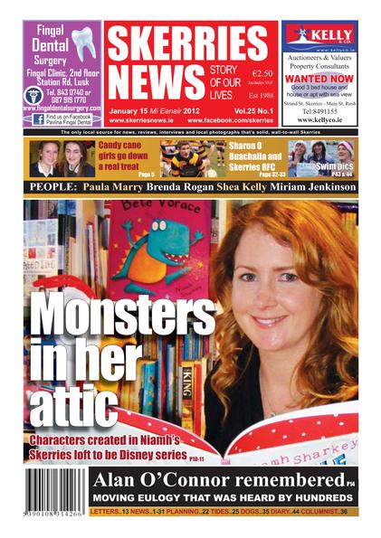 Skerries News January Mid 2012