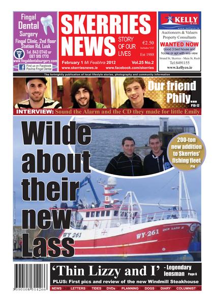 Skerries News February 2012