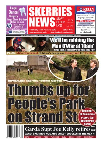 Skerries News February Mid 2012