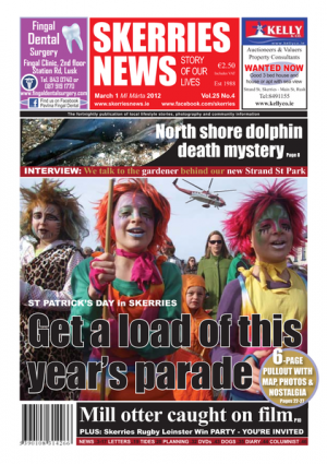 Skerries News March 2012