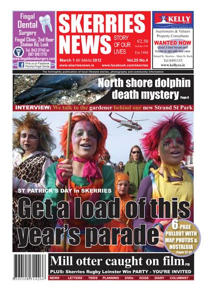 Skerries News March 2012