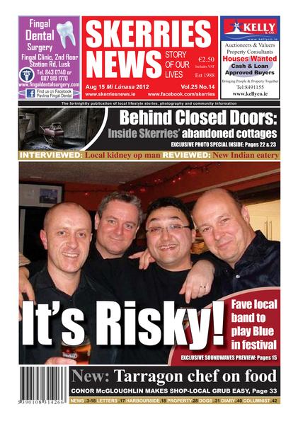 Skerries News August Mid 2012